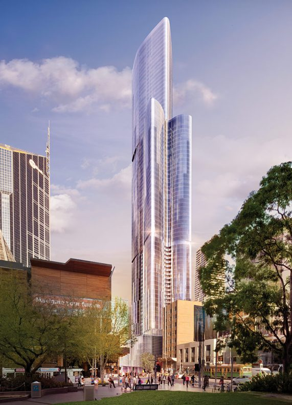 Residences Aurora Melbourne Central